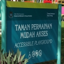 Penang Youth Park Accessible Playground