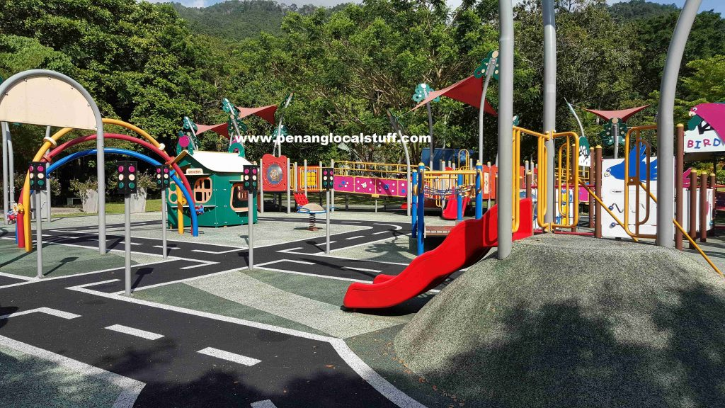 Playground Suitable For Young Children At Penang Youth