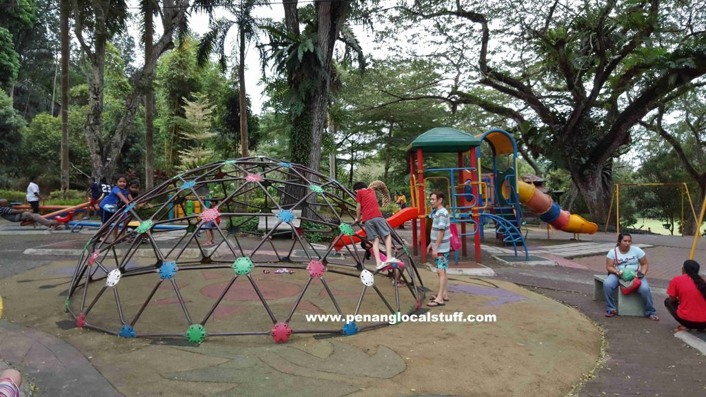 Penang Youth Park Playground Climbing Equipment