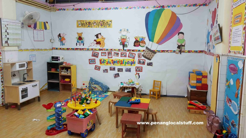 The Learning Garden Parent-Toddler Programme Toys Room