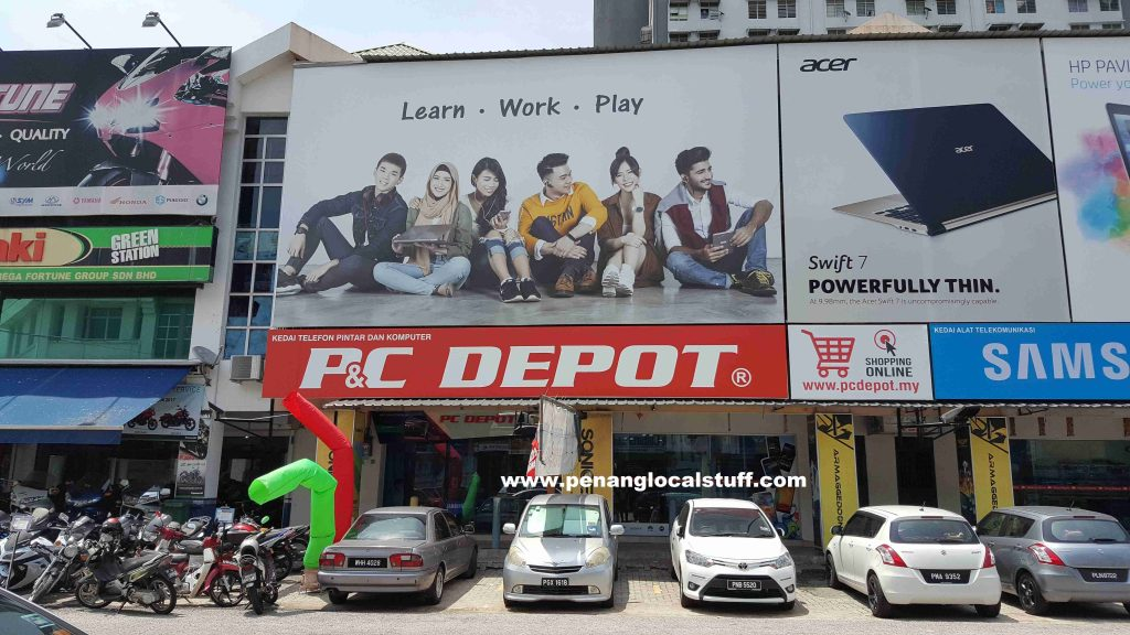 PC Depot Prai Branch
