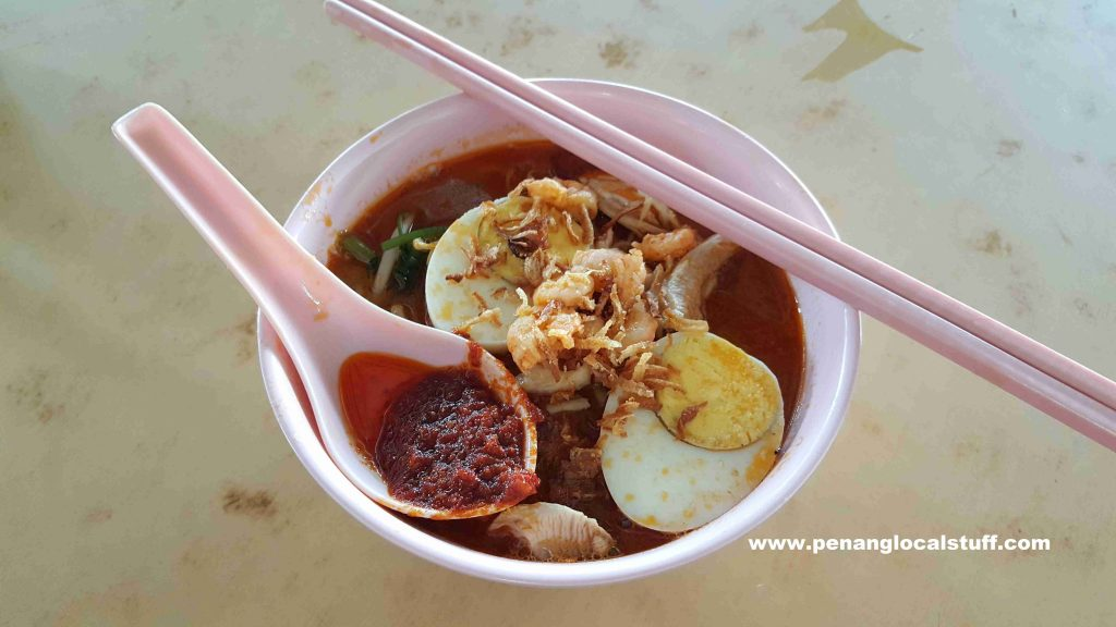 Seng Lee Cafe Hokkien Mee