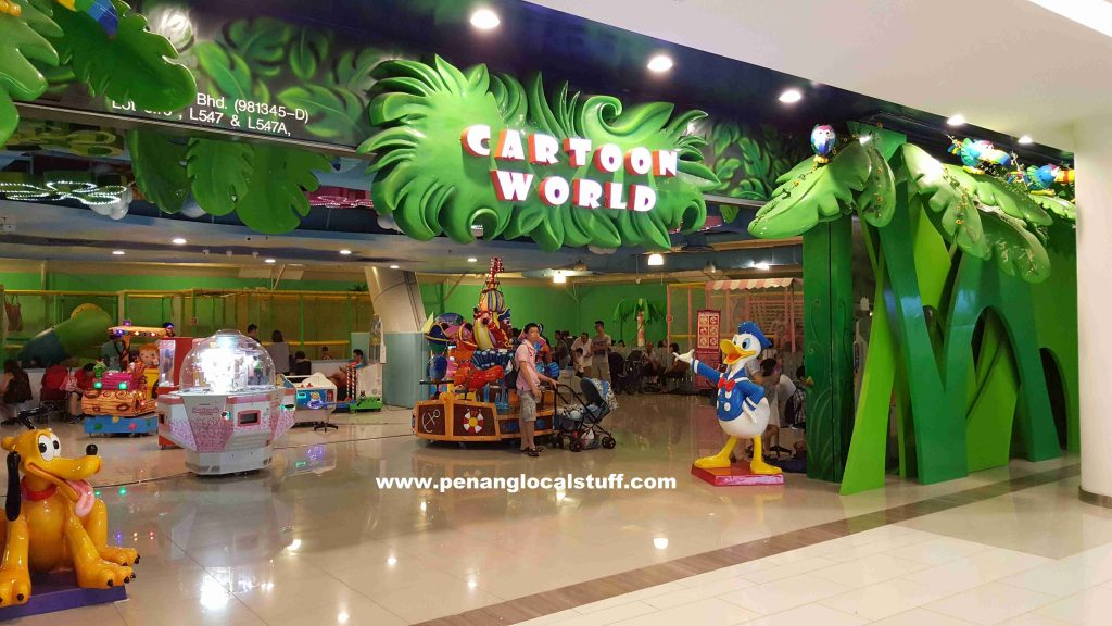 Cartoon World Gurney Paragon Mall
