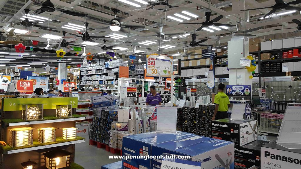 HomePro Penang Electrical Appliances