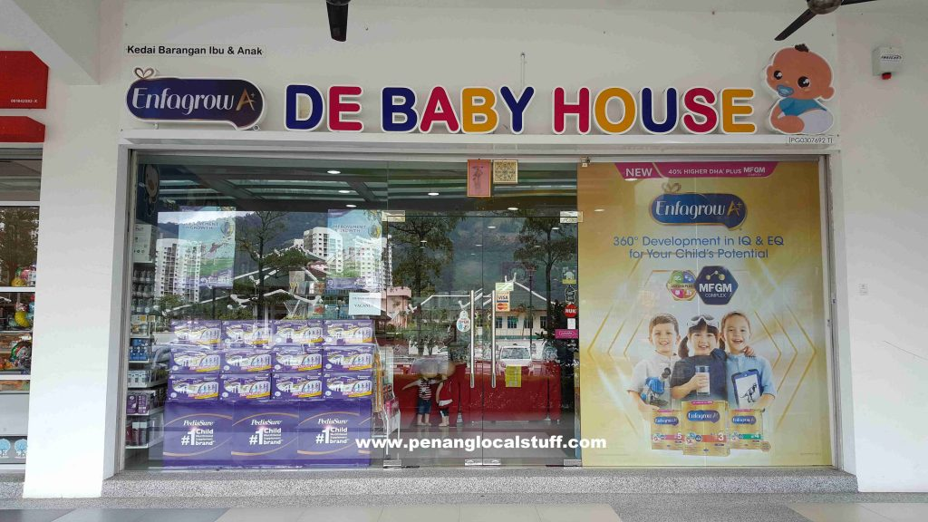 De Baby House At All Seasons Place