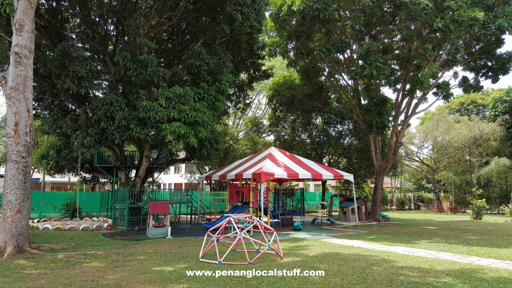 The Learning Garden Playground