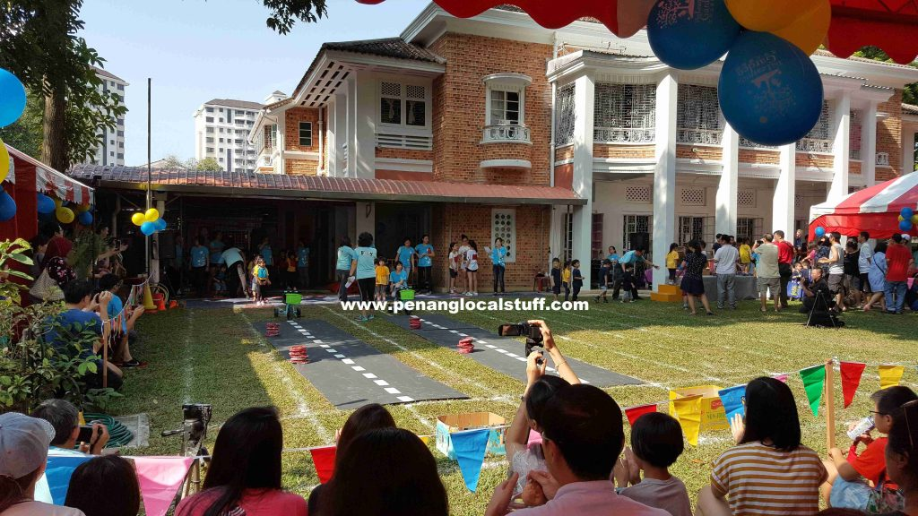 The Learning Garden Sports Day
