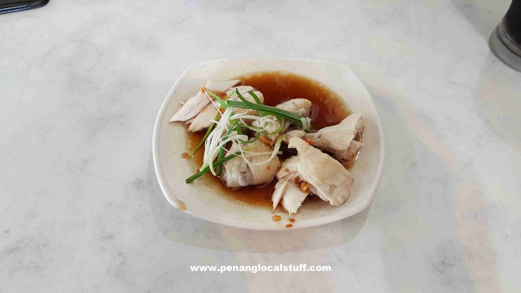7 Village Noodle House Soya Sauce Chicken