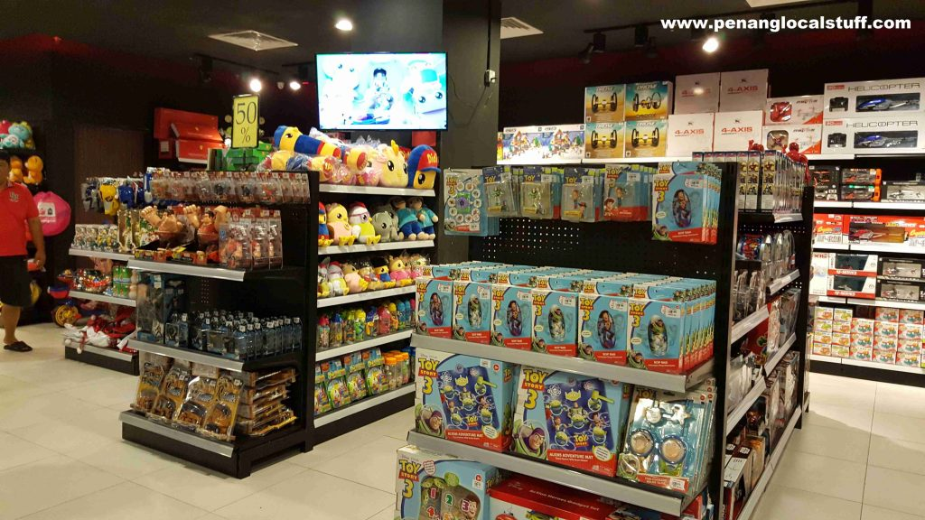 Inside Toy World Gurney Paragon