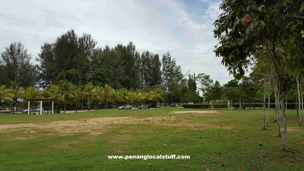 Straits Green Football Field