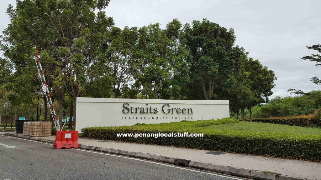 Straits Green Playground By The Sea