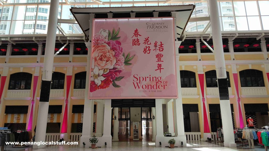 Gurney Paragon Spring Of Wonder CNY 2018