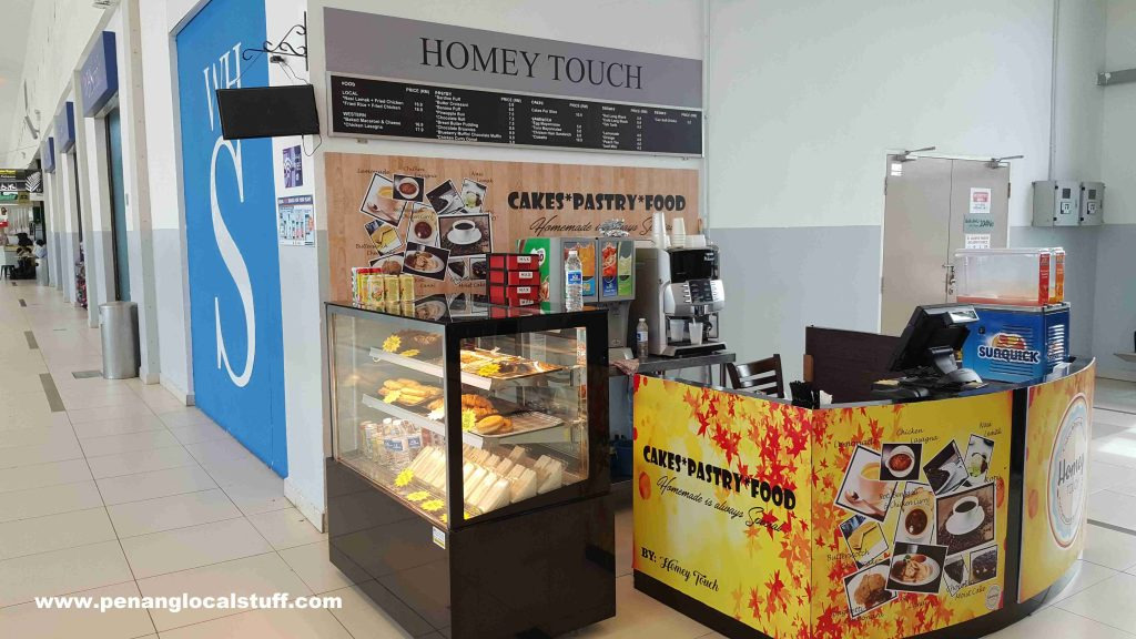 Homey Touch At Penang Airport