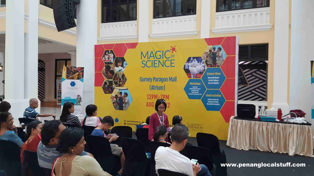 Magic Of Science Roadshow At Gurney Paragon Mall