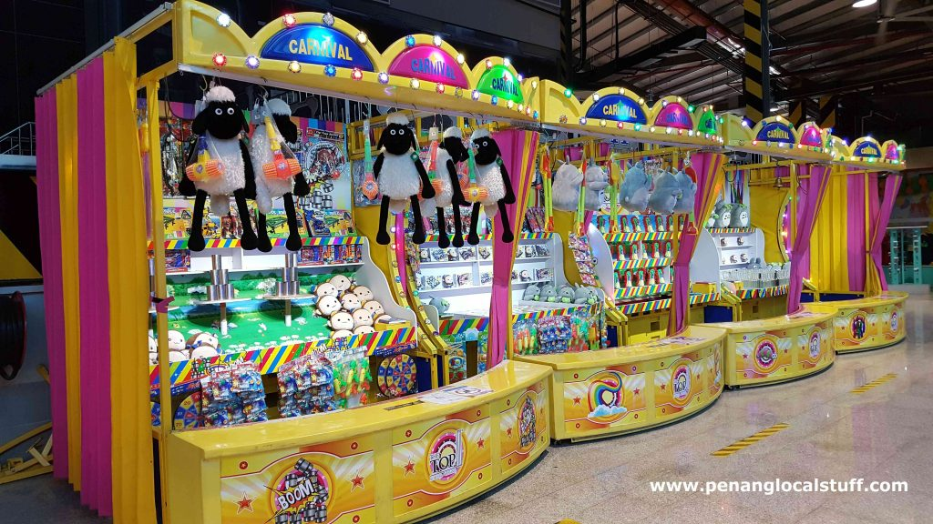 Carnival Games At The Top Komtar