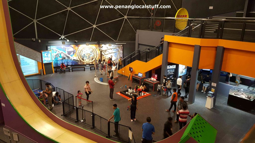 Komtar Tech Dome