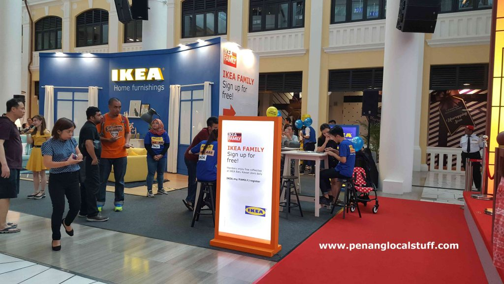 IKEA Store Opening Campaign At Gurney Paragon