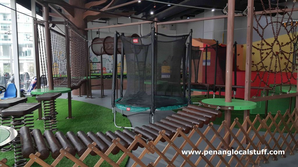 Urban Playz Indoor Obstacle Course