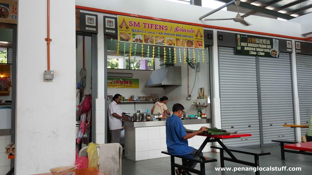 SM TIFENS At Jalan Permai Market And Food Complex
