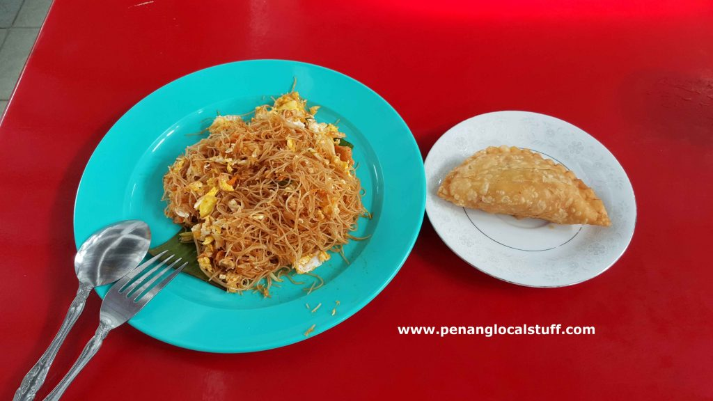 SM TIFENS Fried Bihun Curry Puff