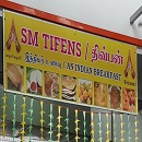 SM TIFENS Indian Breakfast