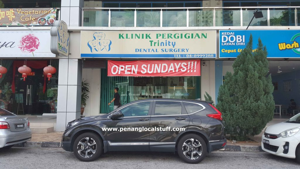 Trinity Dental Surgery Tanjung Tokong