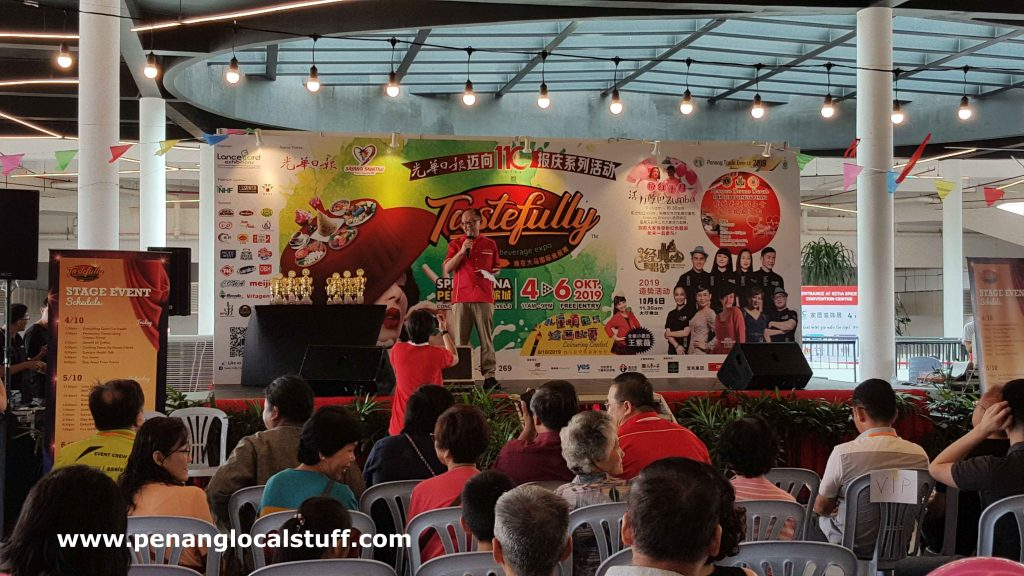 Speech At Tastefully Food And Beverage Expo