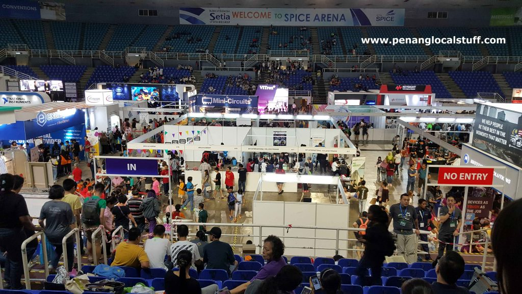 PISF 2019 Company Booths