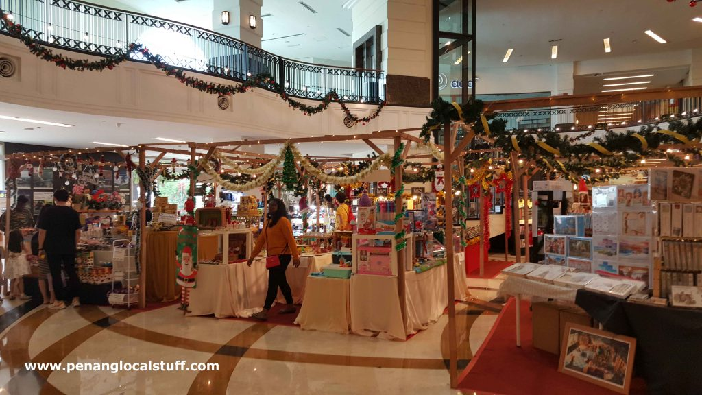 Whimsical Christmas Thematic Fair