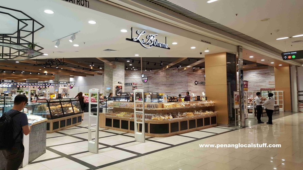 Nice Food Court And Newly Renovated Aeon Supermarket In Queensbay Mall Penang Penang Local Stuff