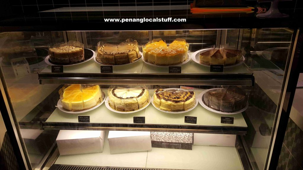 Arang Coffee Cakes