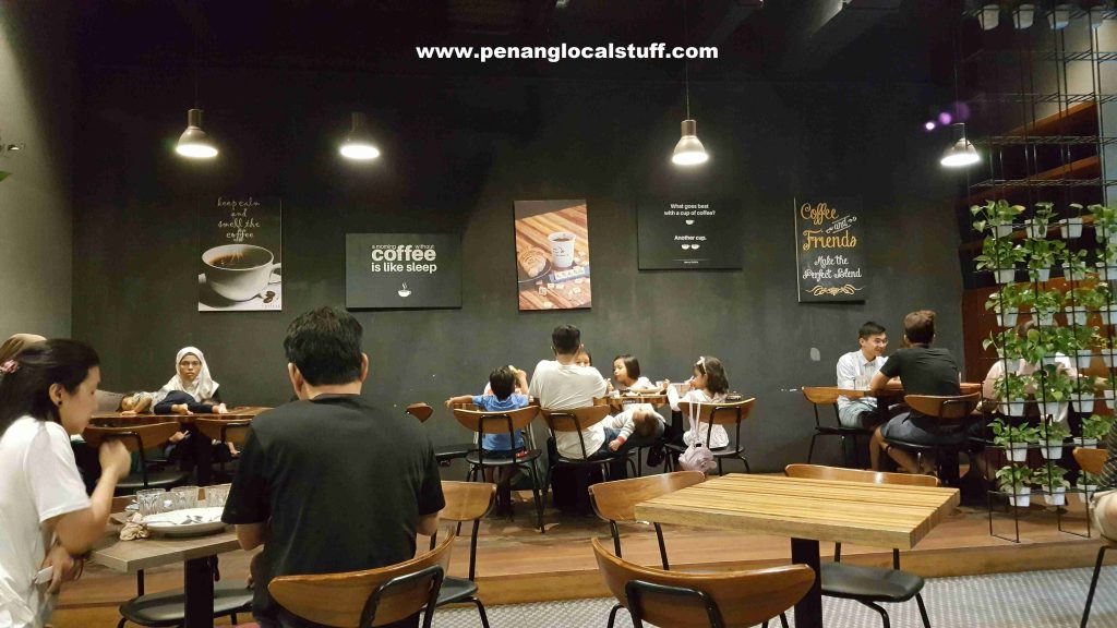 Arang Coffee Wall Decoration