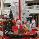 Straits Quay Christmas Decorations 2017