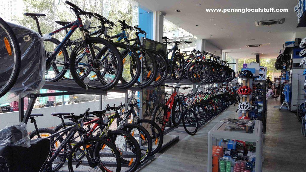 Giant Bicycles Tanjung Tokong
