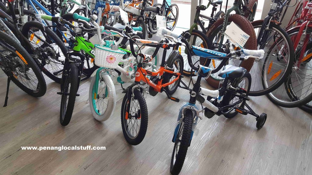 Giant Bicycles Tanjung Tokong - Children Bicycles