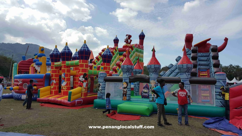 Penang Hot Air Balloon Fiesta 2018 - Playground
