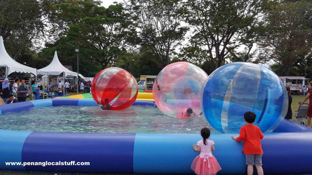Penang Hot Air Balloon Fiesta 2018 - Water Orb