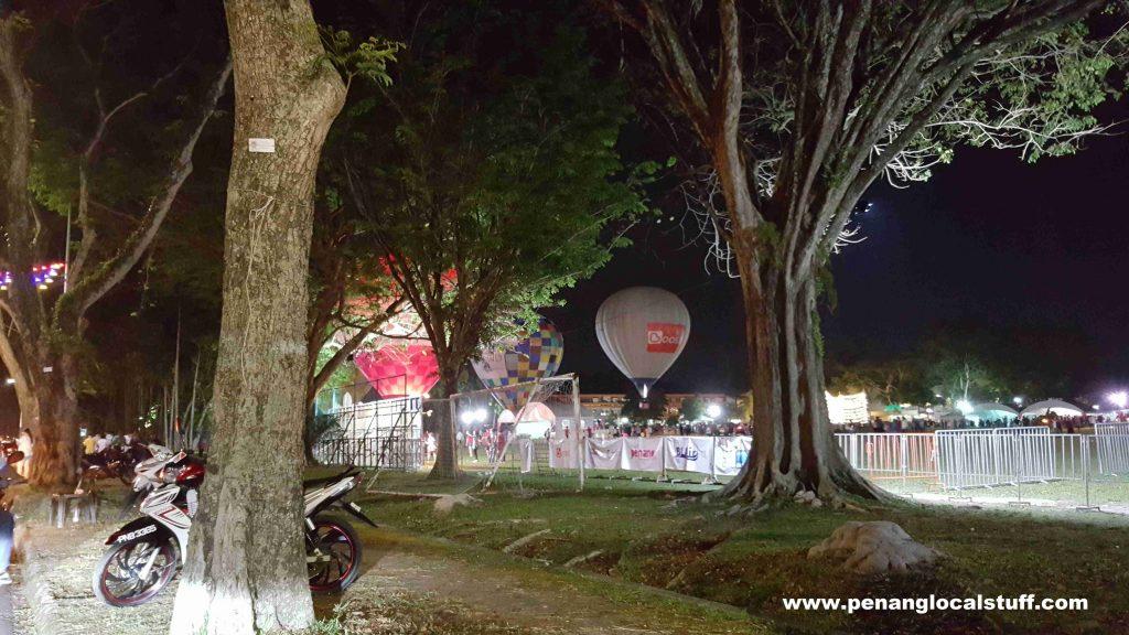 Penang Hot Air Balloon