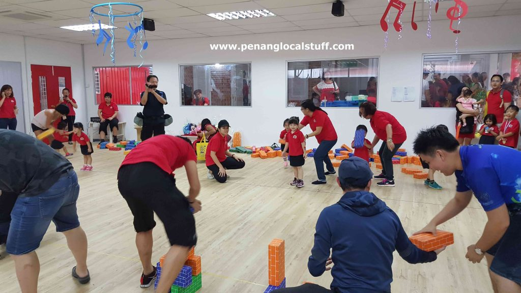 MapleBear Learning Garden Sports Day Family Event