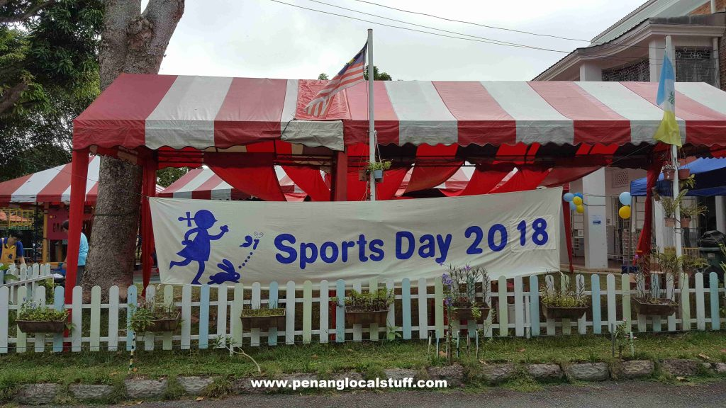 The Learning Garden Penang Sports Day 2018