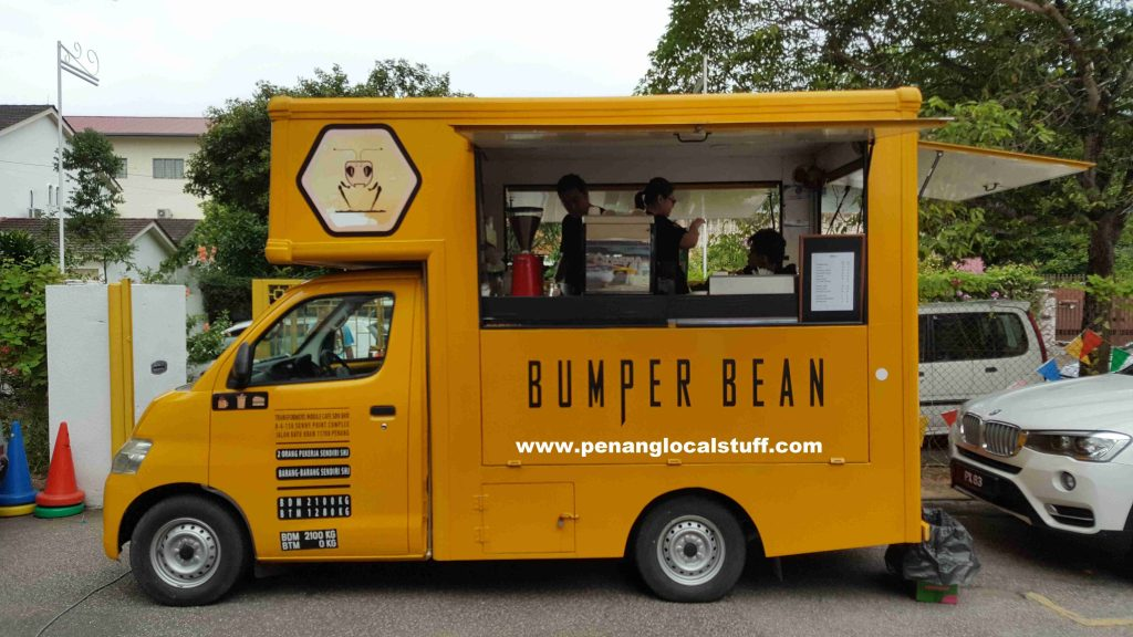 The Learning Garden Sports Day Bumper Bean Coffee Truck