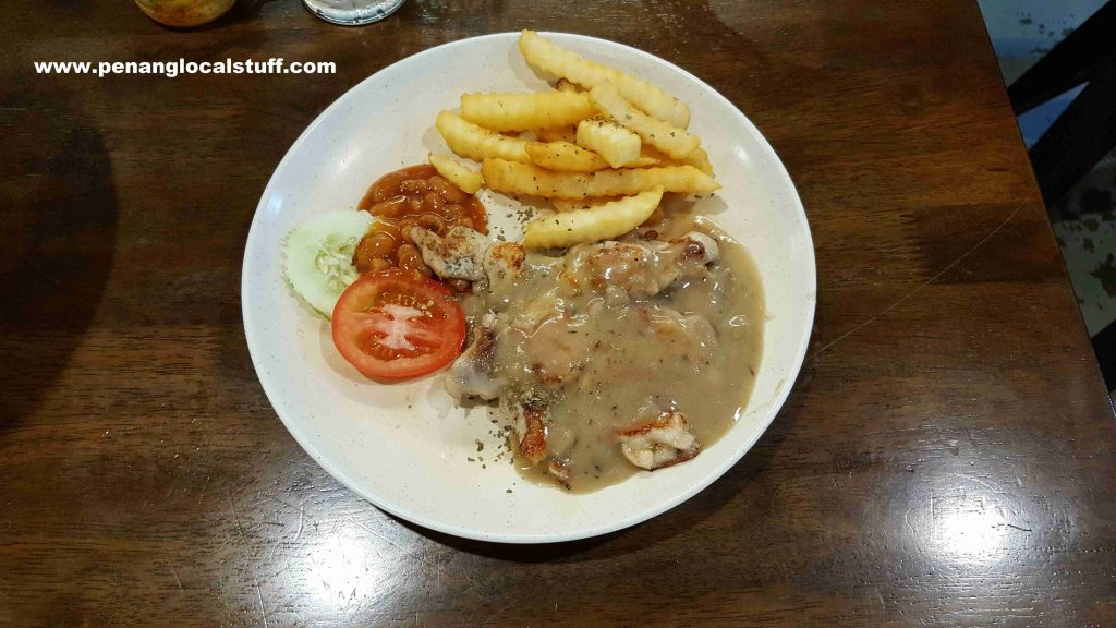 Will Western Delight Chicken Chop