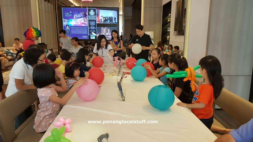 Lantern Workshop At Straits Residences