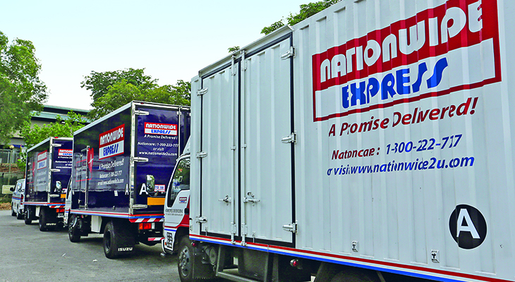 Nationwide Express Courier Service