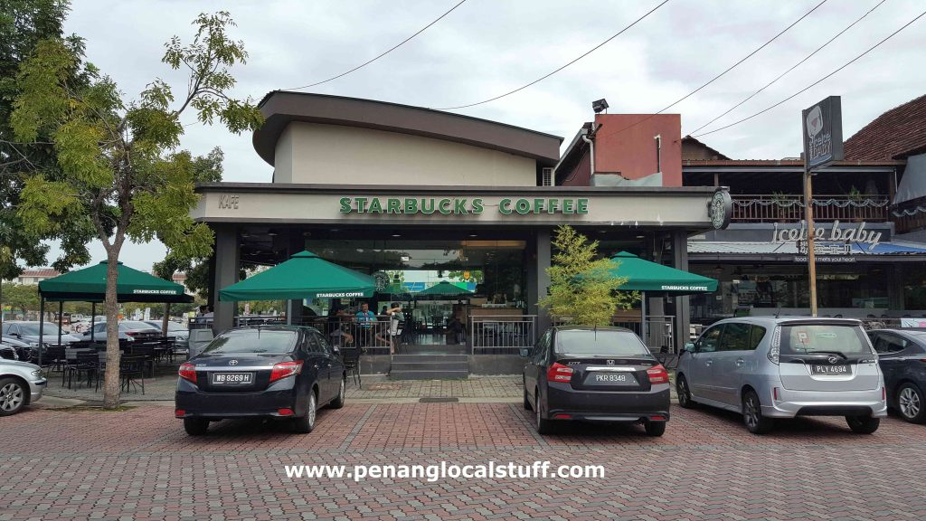 Starbucks Coffee Juru Auto City