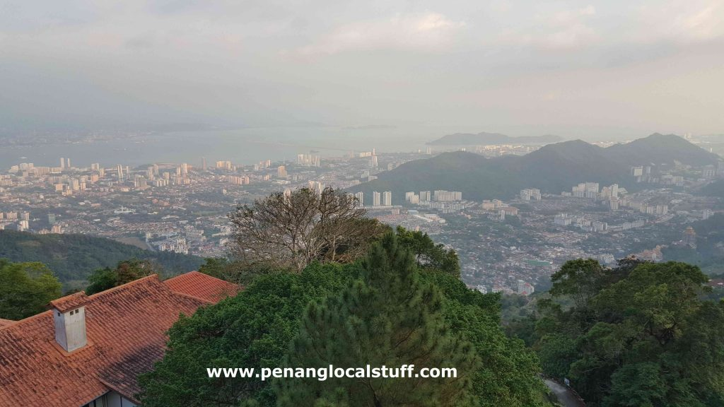 View Of Penang Island From Penang Hill