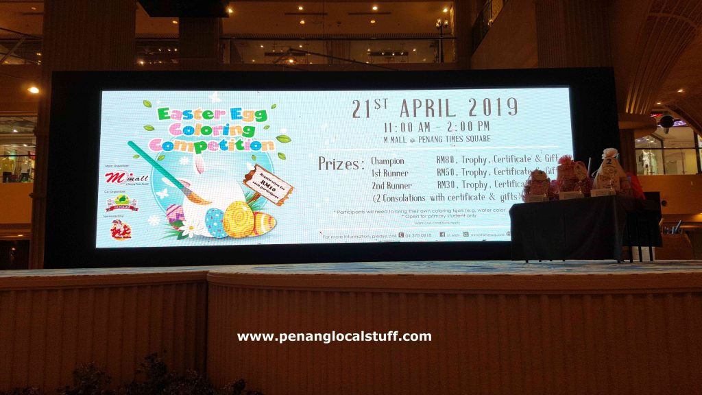 Easter Egg Colouring Competition At M Mall