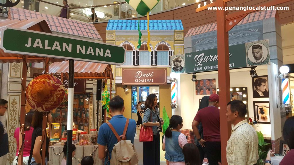 Hari Raya Decorations - Traditional Shops