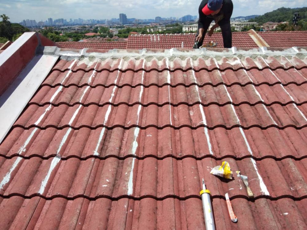 Roof Leakage Repair Contractor