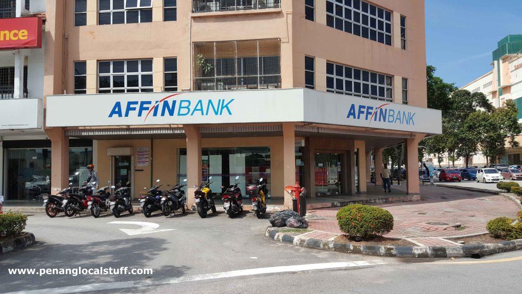 Affin Bank Seberang Jaya Branch